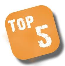 Topp 5 - kryddplantor
