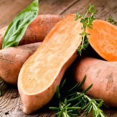 Sötpotatis Erato Orange, plantor
